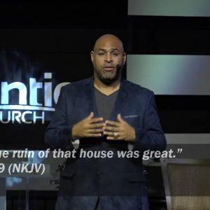 Bible Encounter with Bishop Steve Yates – April 22, 2020