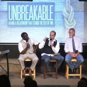 Men's Unbreakable Q&A