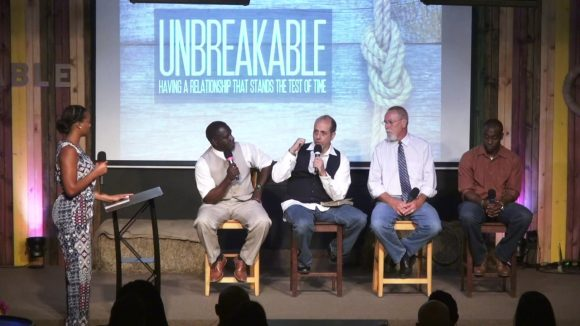 Men's Unbreakable Q&A