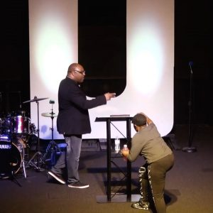 CORE – Infilling of the Holy Spirit