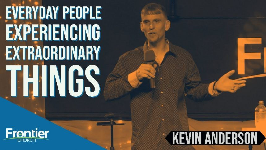 Kevin Anderson | Guest Speaker