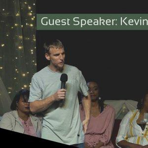 Kevin Anderson   Guest Speaker