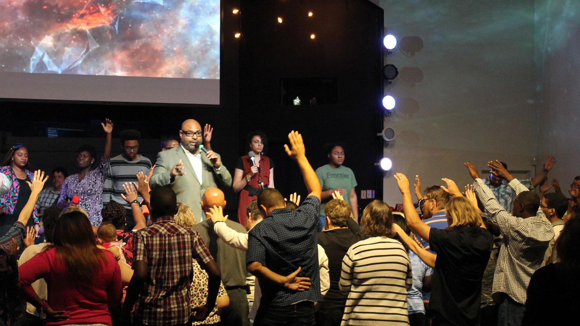 Worship at Frontier Church