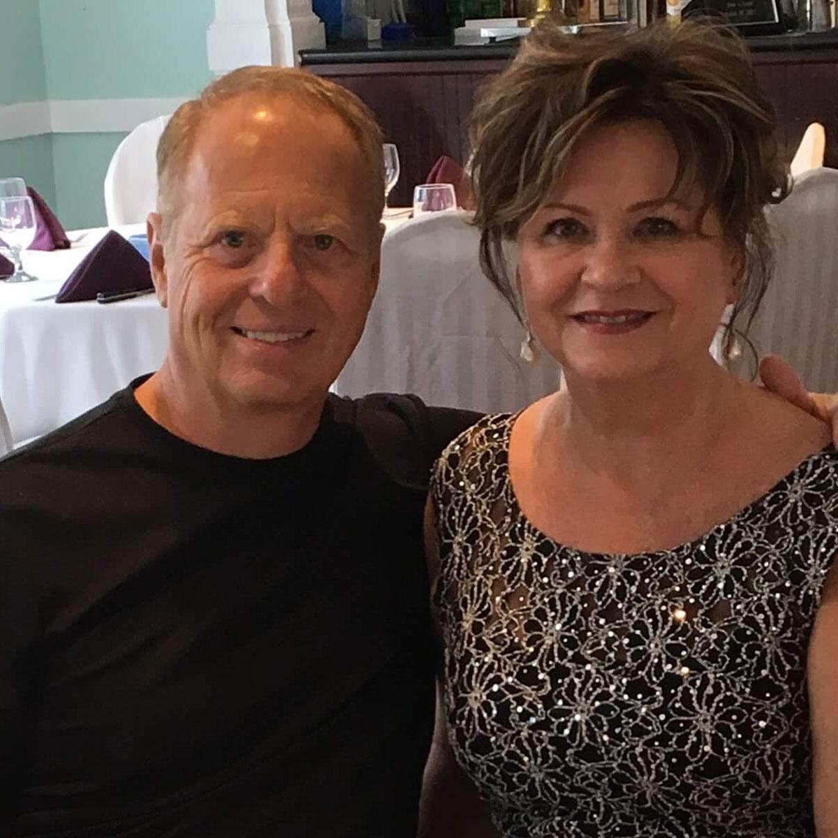 Pastor Paul and Christine Brown