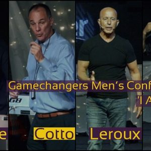 Gamechangers Men's Conference