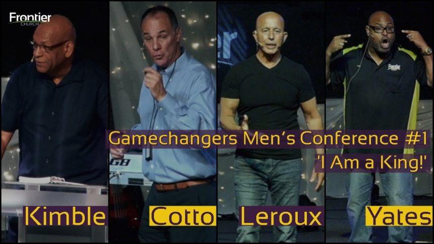 Gamechangers Men's Conference