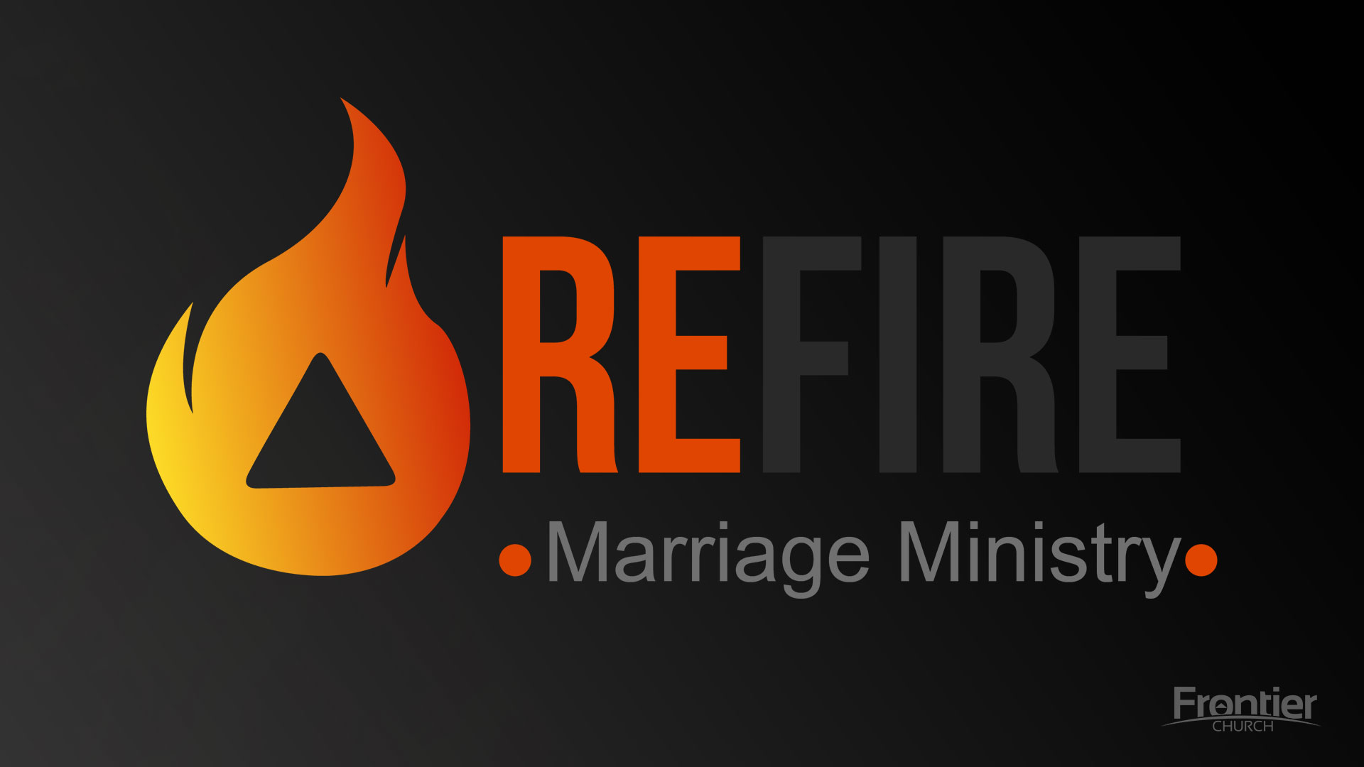Refire Marriage Ministry