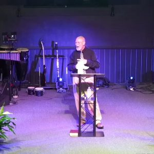 Fight The Power – Standing up to Spiritual Attack