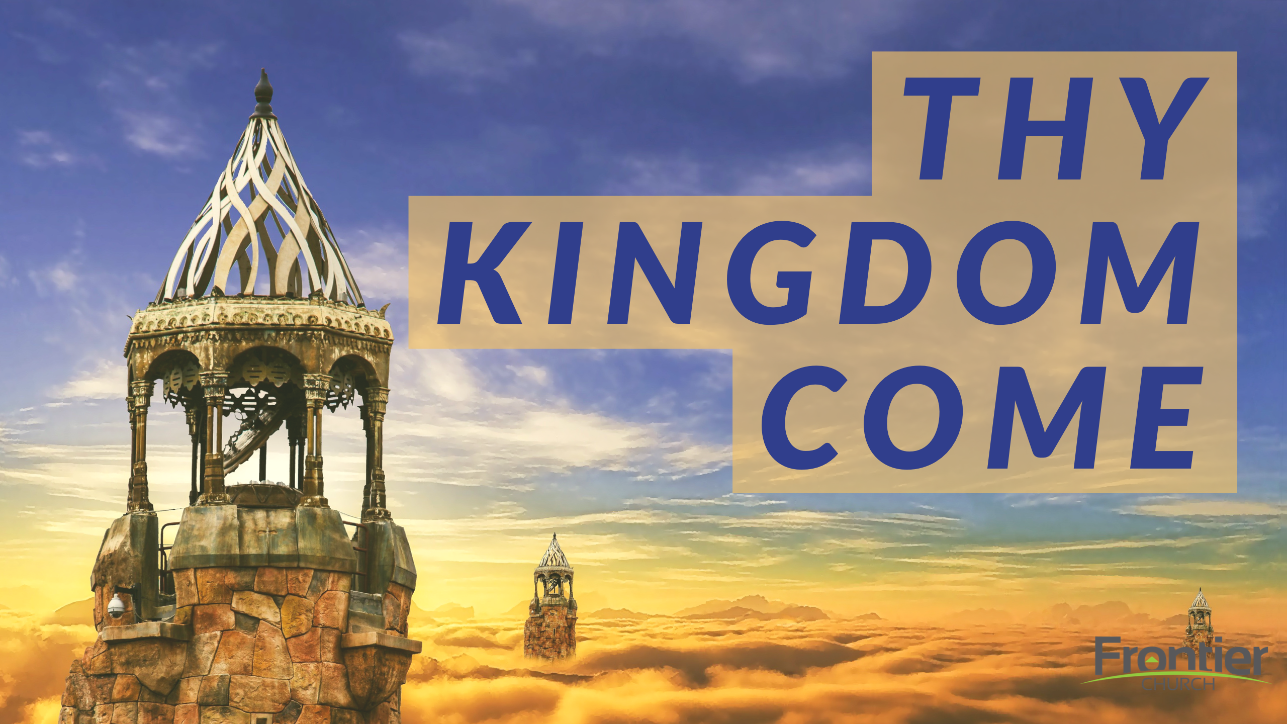 series graphic thy kingdom come
