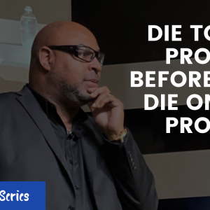 Die to the Problem Before You Die on the Problem