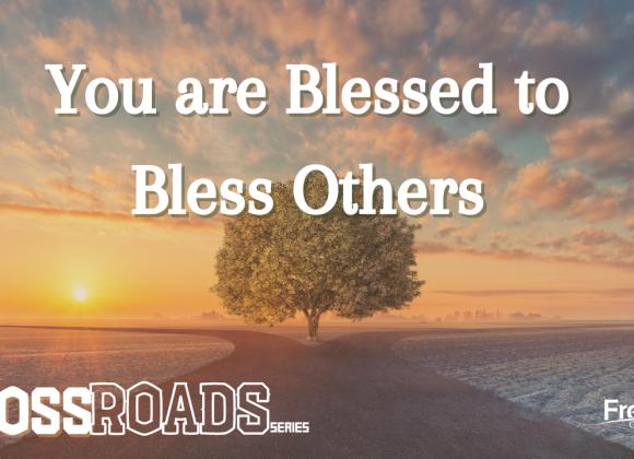You are Blessed to Bless Others – Haiti Missions